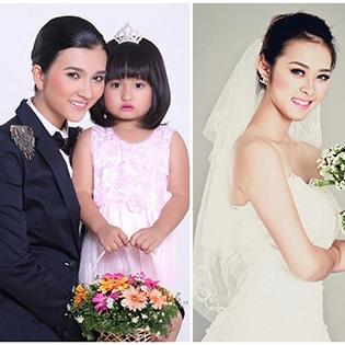 6 mỹ nhân Việt lấy chồng sớm nhất showbiz