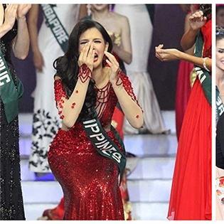 Philippines gây tranh cãi khi đoạt Hoa hậu Trái đất 2014