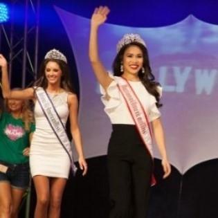Cô gái gốc Việt đầu tiên vào chung kết Hoa hậu Mỹ 2015