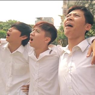Bất ngờ với Biệt đội  siu anh hùng  của phim Việt trẻ