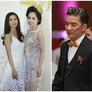 Sao Việt nô nức đi dự đám cưới Quỳnh Nga - Doãn Tuấn