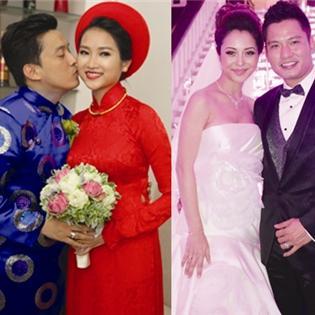 Sao Việt hạnh phúc khi kết hôn lần 2