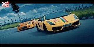 Nóng mắt với trailer  Fast & Furious  phiên bản Việt