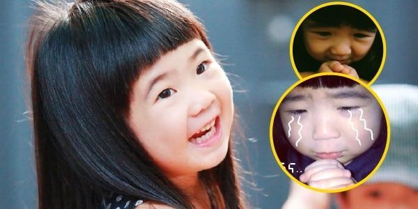 Ngắm  viên nam châm  nhí của show truyền hình ăn khách nhất Hoa ngữ