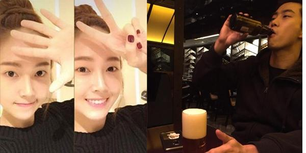Jessica chia sẻ tình yêu với fan, Taecyeon  tăng cân  ở Mỹ
