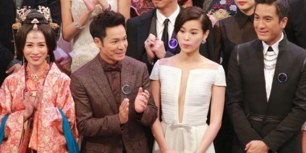 Dàn sao hội tụ trong đêm TVB Sales Presentation 2015