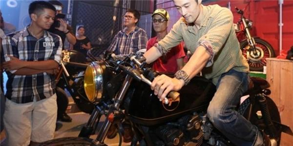 Kinh nghiệm chọn xe mô tô cho người mới chơi