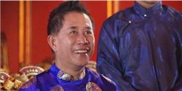 Martin Yan thích thú khi được làm 'vua'
