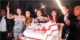 """Sao Việt """"vui bùng nổ"""" mừng sinh nhật YAN News 2 tuổi"""