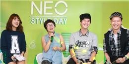 Teen trổ tài Stylist cho thần tượng tại ngày hội NEO STYLE