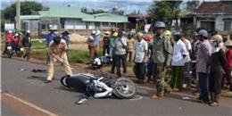 Xe máy là 'thủ phạm' chính của tai nạn giao thông