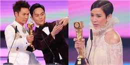 Lễ trao giải TVB 2014 thiếu lửa vì kết quả không bất ngờ