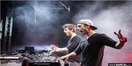 Cặp đôi DJ hàng đầu Thế giới 'đổ bộ' Hà Nội