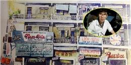 Gặp gỡ kiến trúc sư tài ba vẽ Sài Gòn xưa gây xôn xao