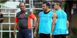 HLV Malaysia lệnh cho học trò giữ sạch lưới, thắng Việt Nam