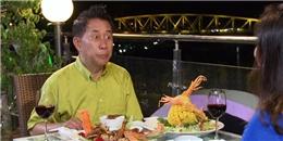 Thưởng thức ẩm thực cung đình với Martin Yan