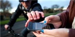 Hy hữu: Chạy xe đạp đi cướp điện thoại