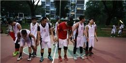 Sôi động cùng giải bóng rổ trường Đại học RMIT