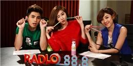 Bảo Thy và 1001 biểu cảm đáng yêu trong Radio 88.8