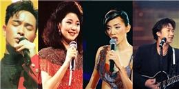 4 ca sĩ Hoa ngữ đoản mệnh khiến fan tiếc nuối