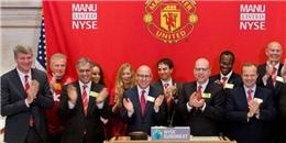 Nhà Glazer rao bán cổ phiếu của Manchester United
