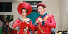 Cặp đôi song Minh đỏ rực rỡ trong hậu trường 'Cặp đôi hoàn hảo'