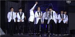 EXO thắng lớn tại SBS Gayo Daejun 2014