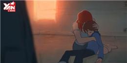 Đoạn clip về bạo hành gia đình với kết thúc cực sốc