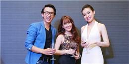 Thùy Lâm, Ngọc Thảo rạng rỡ trong tiệc cám ơn tại Samsung house