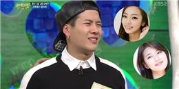 Jackson (GOT7) 'đau khổ' khi bị bắt chọn Suzy hoặc Goo Hara