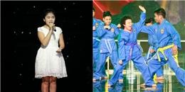 Thiện Nhân và 'Doraemon' Hoàng Anh 'đốt cháy' Gala Giọng hát Việt nhí