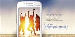 GALAXY V chiếm lĩnh thị trường smartphone giá tốt