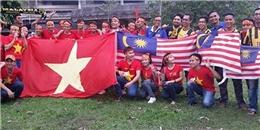 Cổ động viên Malaysia xin lỗi ĐTVN và fan bóng đá Việt