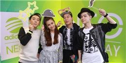 Sao Việt phấn khích trong ngày hội NEO Style