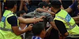 Cảnh sát Malaysia đăng ảnh 12 kẻ tấn công fan VN