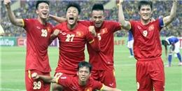 Tuyển thủ Việt Nam nhận quà Noel và năm mới hơn 5 tỷ đồng