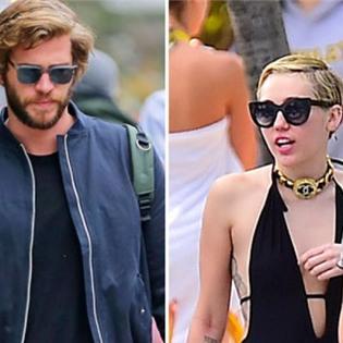 Liam Hemsworth lo sợ bạn trai mới đang lợi dụng Miley Cyrus