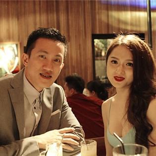 Bạn trai Hương Giang Idol thú nhận  hay cãi vã khi sống chung