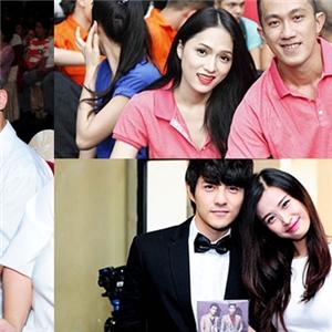 Khi tình yêu của sao Việt thêm mặn nồng qua những trải nghiệm đôi