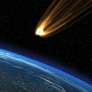 Phát hiện ngôi sao 90% sẽ đâm vào Trái Đất