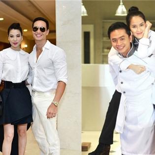 Những cặp tình nhân mới đẹp nhất showbiz Việt 2014