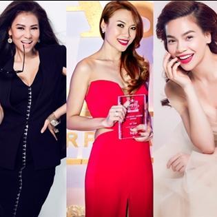 Điểm danh những nghệ sĩ toàn mỹ của showbiz Việt