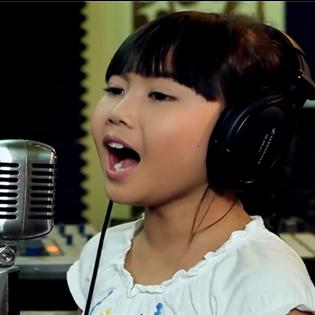 12 thí sinh Gương mặt thân quen nhí gây xúc động với MV  Đứa bé
