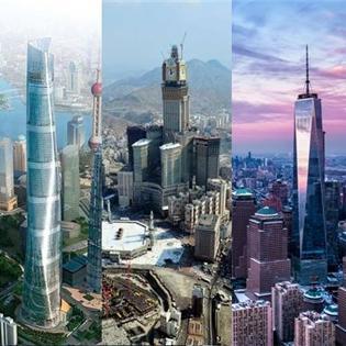 Top10 tòa nhà cao nhất thế giới trong năm 2014