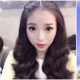 Ảnh đời thường xinh như hotgirl của tân Hoa hậu Việt Nam 2014