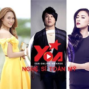 Mỹ Tâm, Hà Hồ, Ngô Thanh Vân... Ai sẽ là Nghệ sỹ toàn mỹ?
