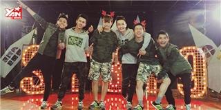 St.319 tung clip cover hit của 2PM làm quà Giáng sinh