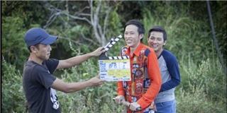 Hoài Lâm lần đầu đóng phim cùng bố nuôi Hoài Linh