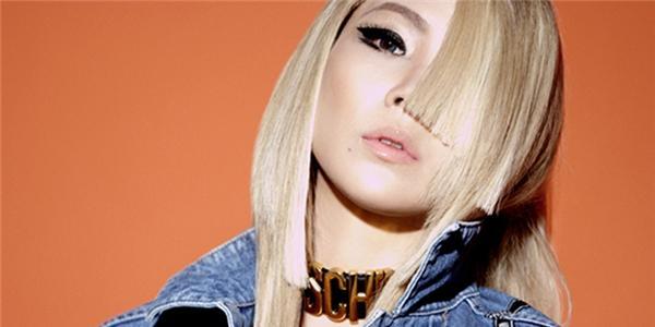 CL tiếp tục phá cách với tóc mới trên tạp chí