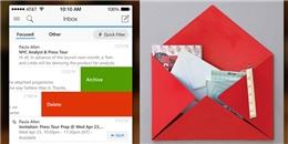 Xuất hiện ứng dụng email mới của Microsoft khiến fan thích thú